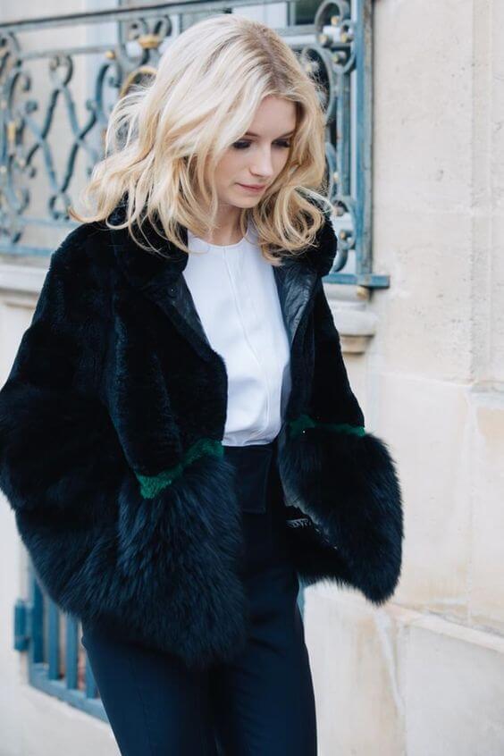 Tagli capelli per l'inverno 2017 2018 Vogue fr