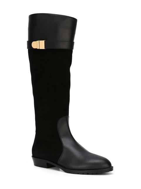 capi d'abbigliamento classici stivali pelle Giuseppe Zanotti