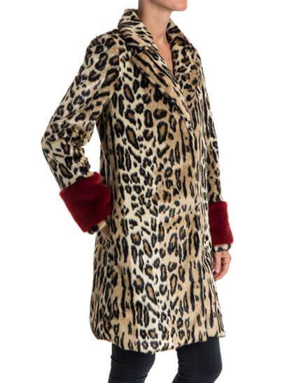 cappotto perfetto animalier