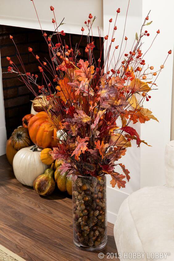 decorare casa con le foglie d'autunno hobby lobby.jpg