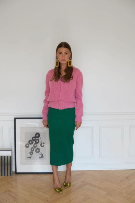 modi inusuali di indossare il tubino Victoria Beckham