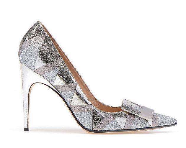 scarpe gioiello Sergio Rossi