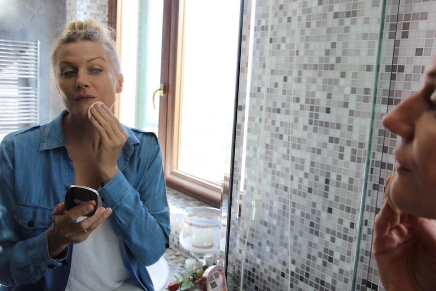 make up naturale e luminoso Stefanenko La Mer