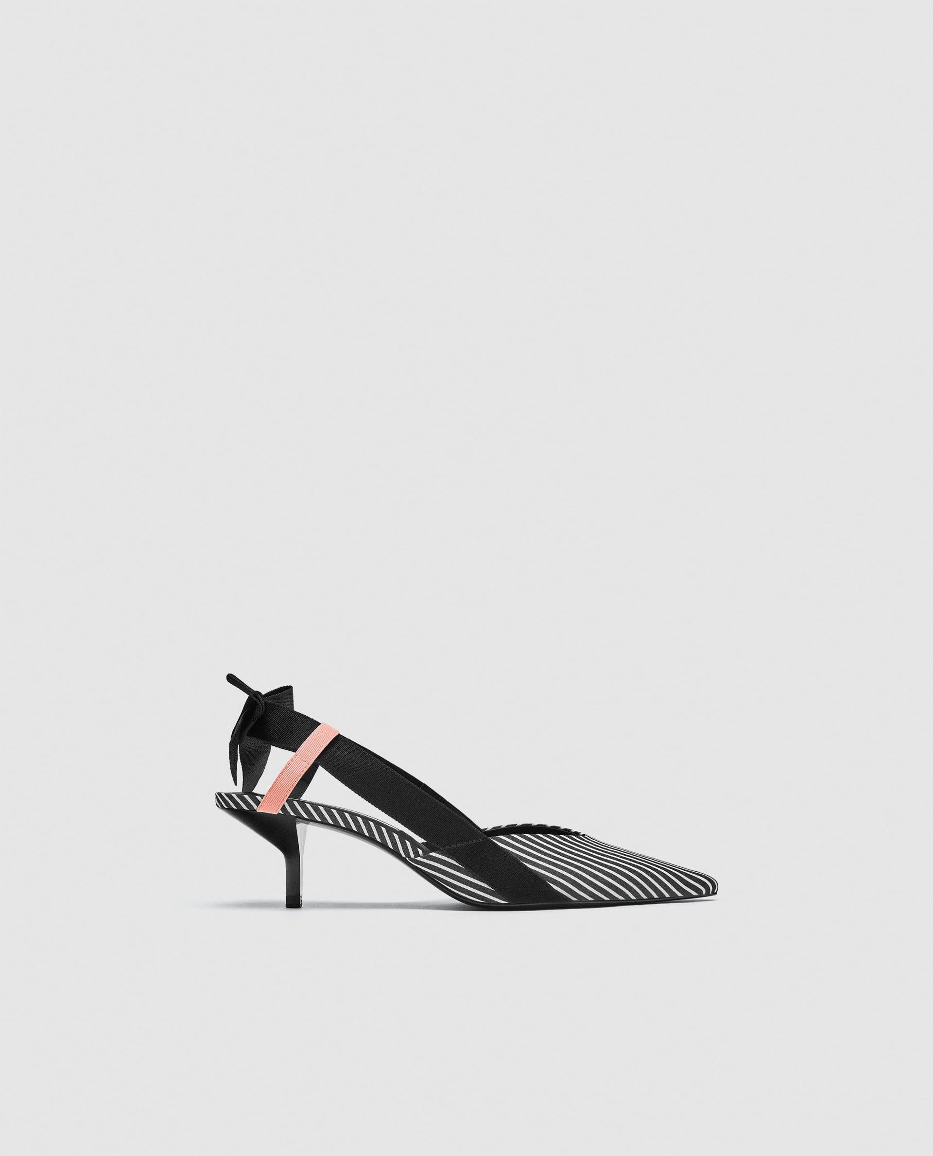 Scarpe Zara P 2018 e Natasha's Con Way I Tacchi Righe w6qfRwU