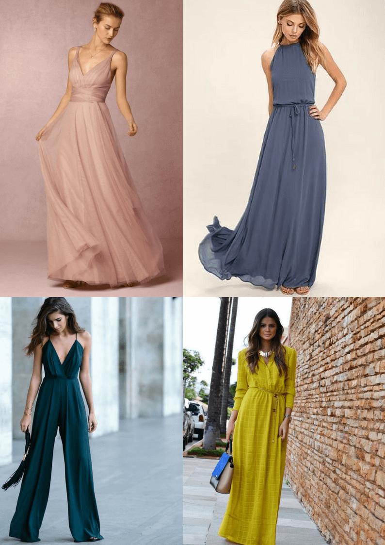 gli abiti da matrimonio da indossare anche dopo lunghi
