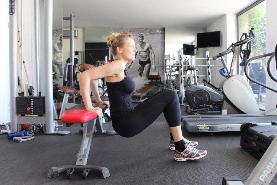 4 esercizi imbattibili per braccia perfette Stefanenko Natasha 4