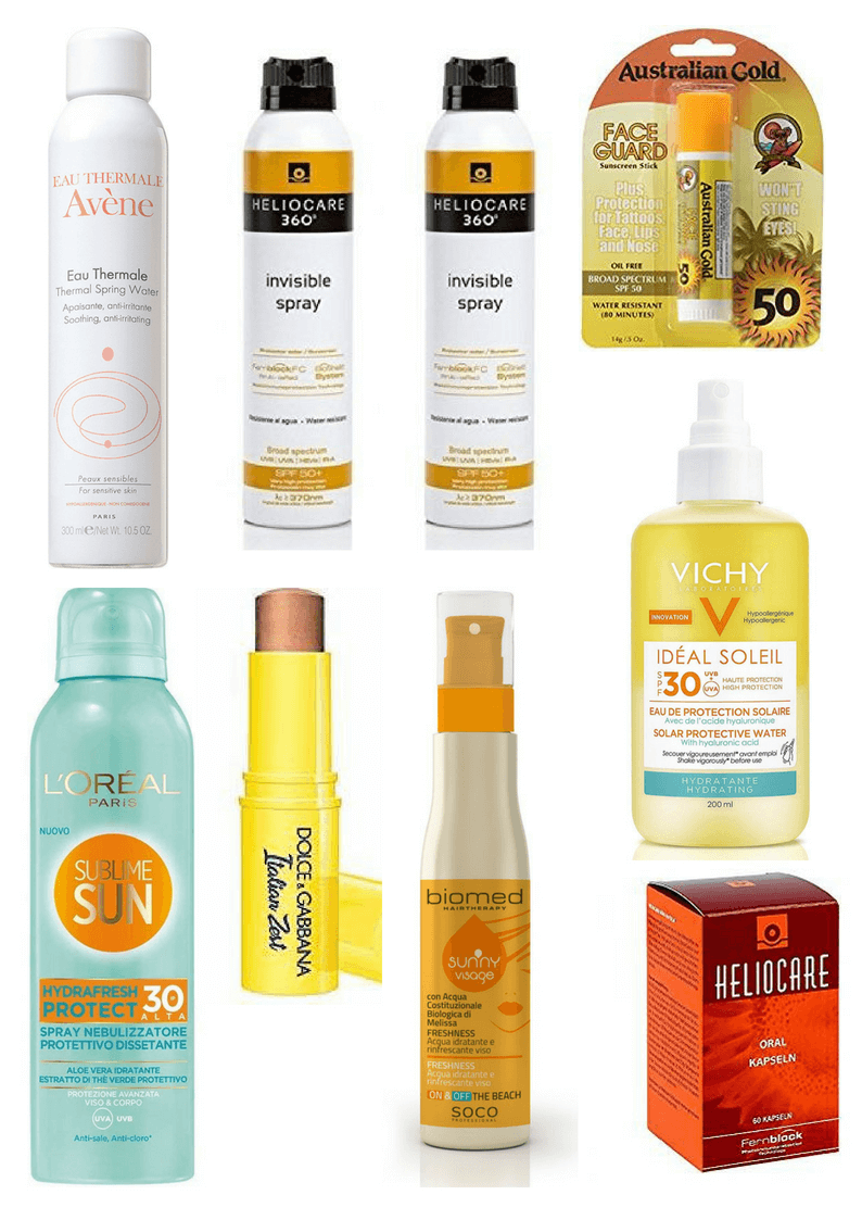 Vitamina D e abbronzatura must have