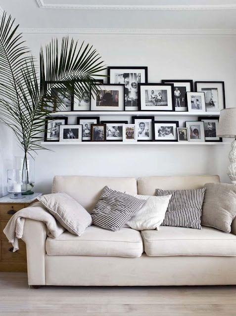 decorare casa con le fotografie i.pinimg.com