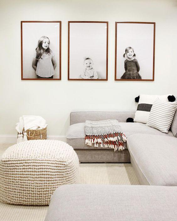 decorare casa con le fotografie instagram