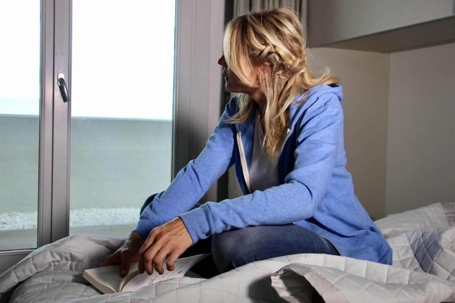 eliminare lo stress e riposare bene Natasha Stefanenko