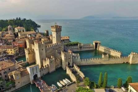 Озера Италии, Garda