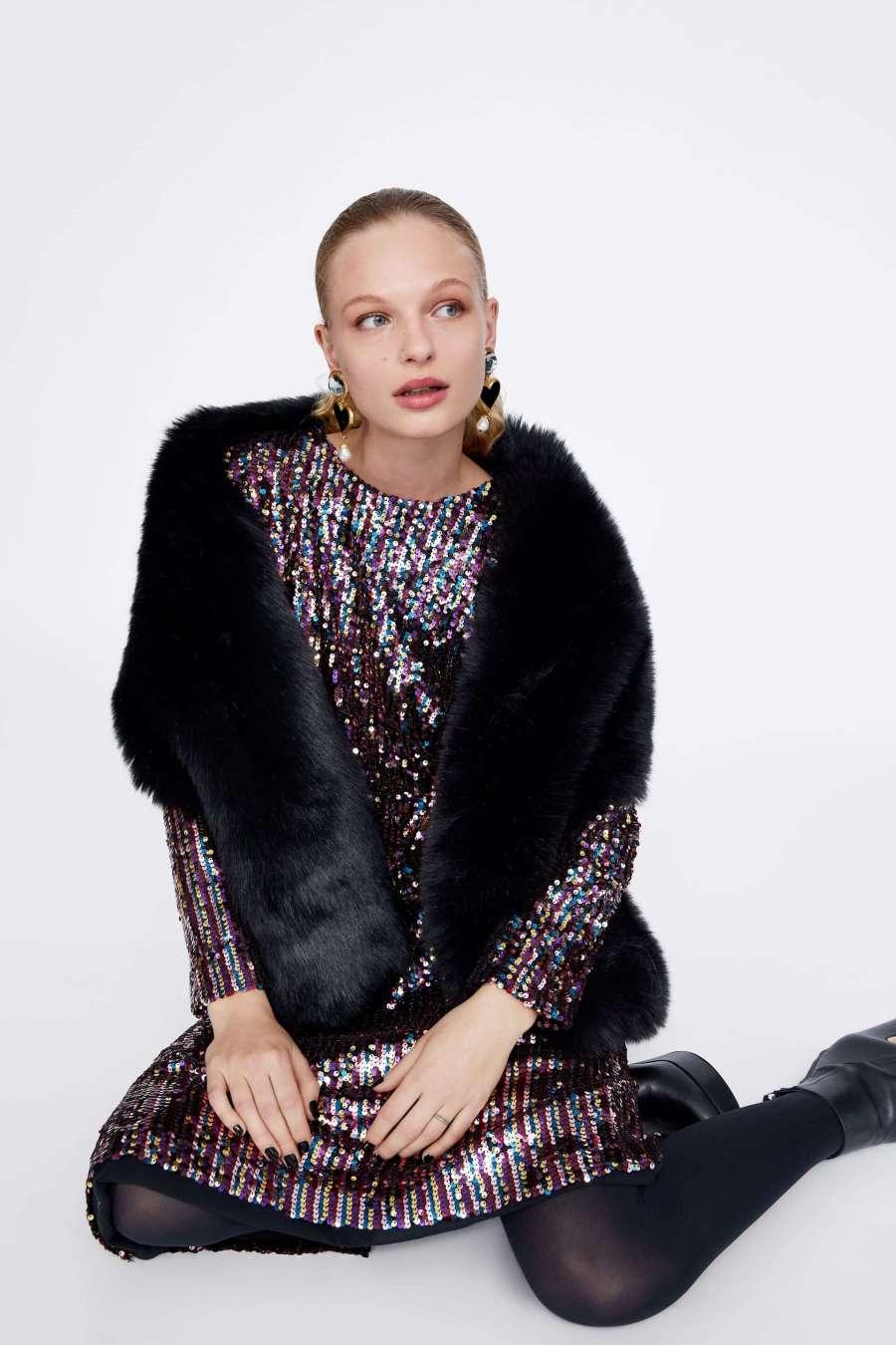 10 abiti per le feste a meno di 100 euro Zara 2