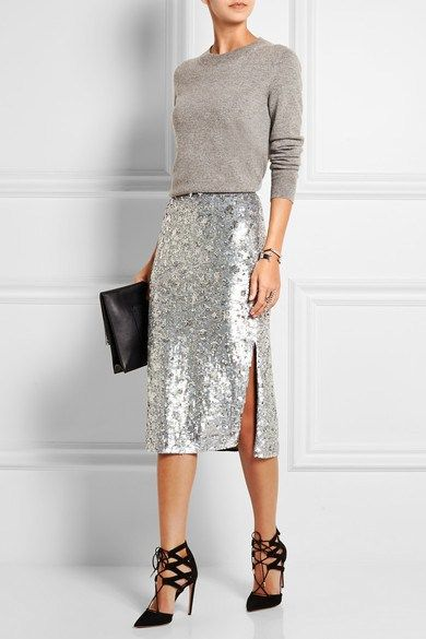 Come indossare le paillettes ad ogni eta luxelookbook.me