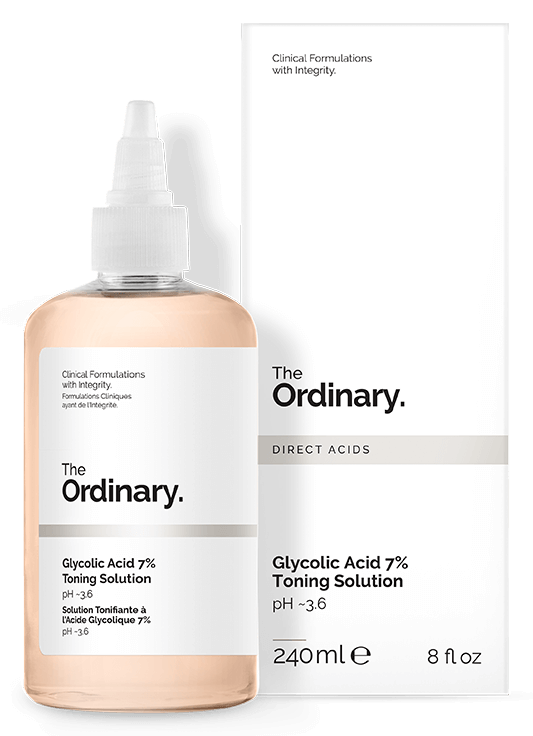 Уход за кожей лица после 40, The Ordinary