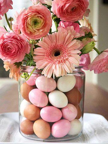 come decorare la casa a Pasqua bhg.com