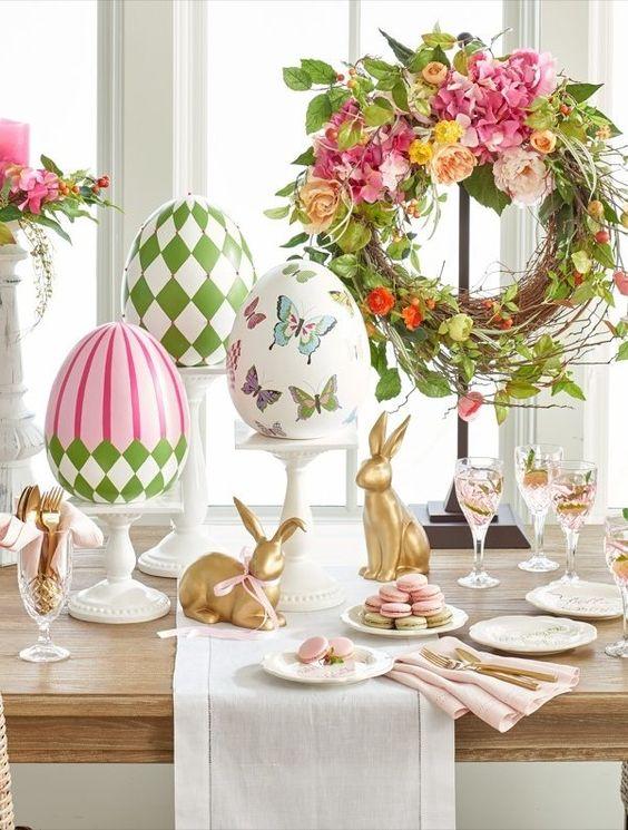 come decorare la casa a Pasqua grandinroad.com