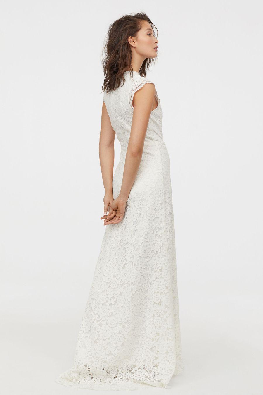 abiti da sposa a meno di 250 euro H&M 1