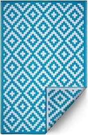 idee per vivere all'aperto tappeto