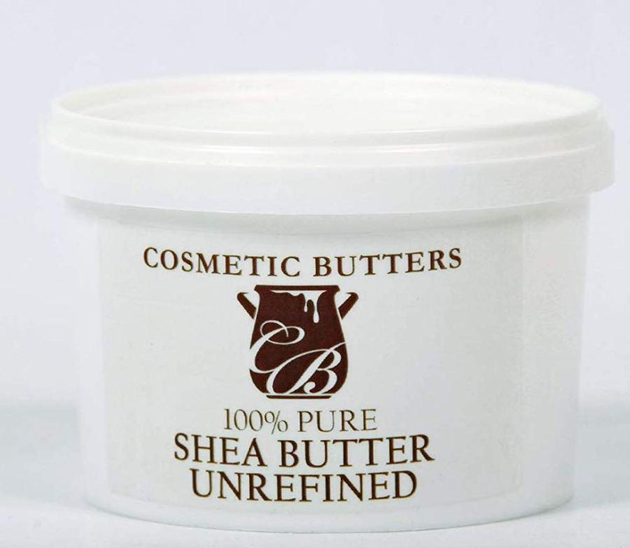 Продукты и процедуры для идеальных ног, Shi butter