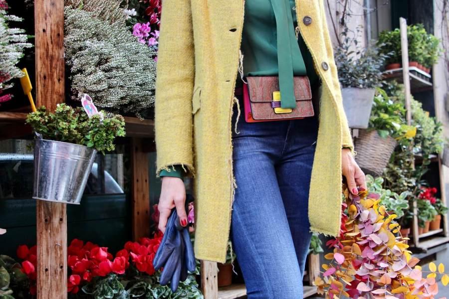 le idee da copiare per indossare i colori dell'autunno natasha stefanenko
