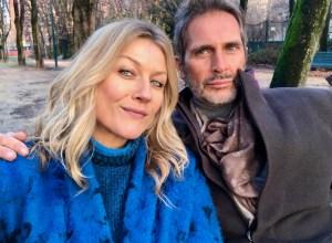 Наташа Стефаненко и Лука Саббиони