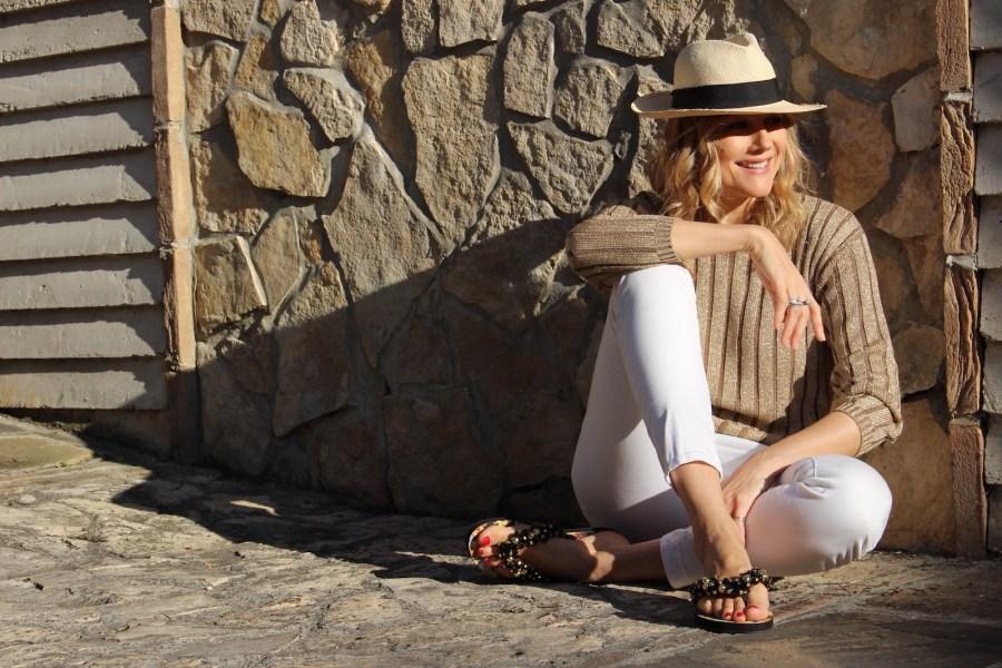 Как носить сланцы, идеи от Наташи Стефаненко