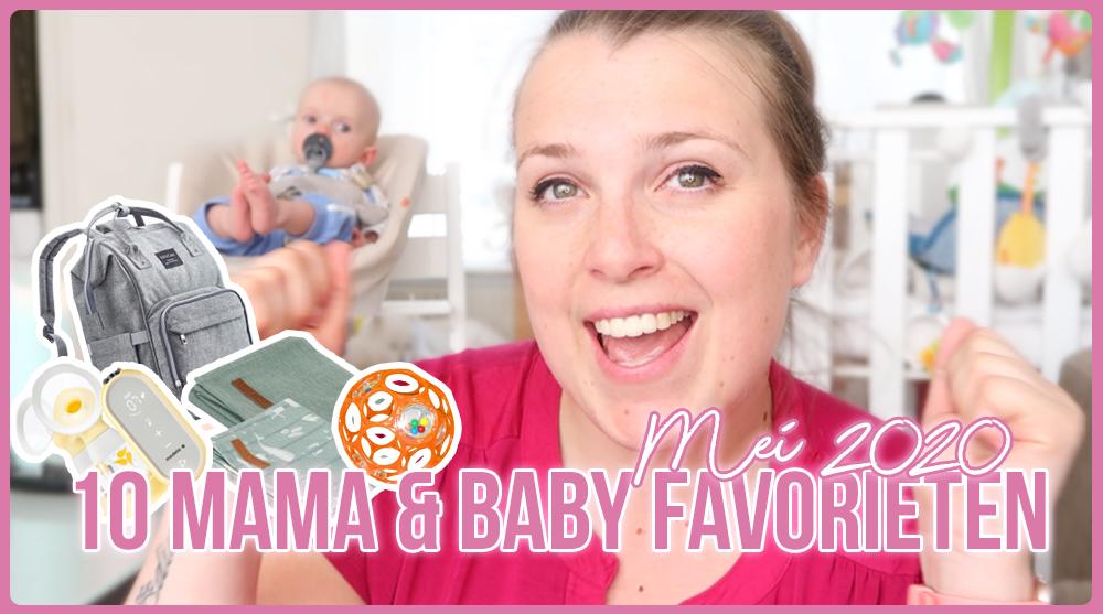 favorieten mama en baby
