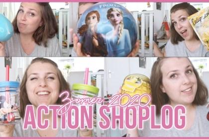 Action Shoplog zomer 2020