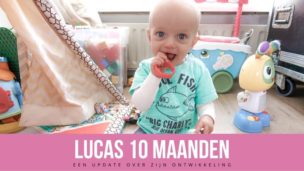 Lucas 10 maanden