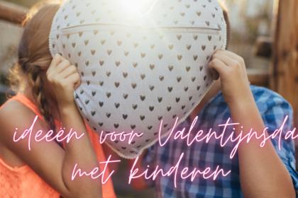 Valentijnsdag met kinderen