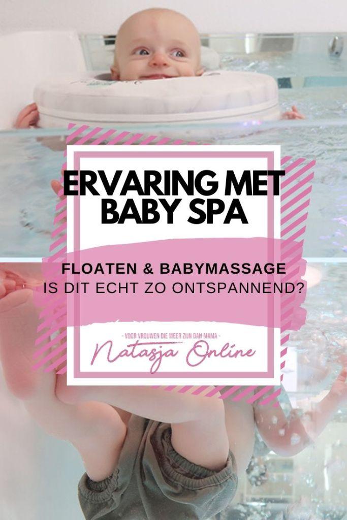 Ervaring met baby spa
