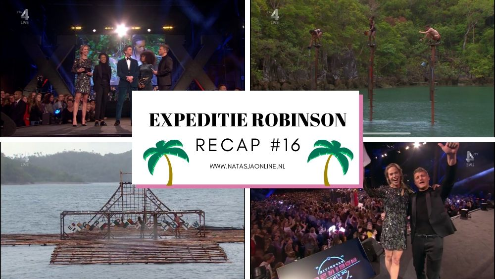 Expeditie Robinson 2019 aflevering 16 finale