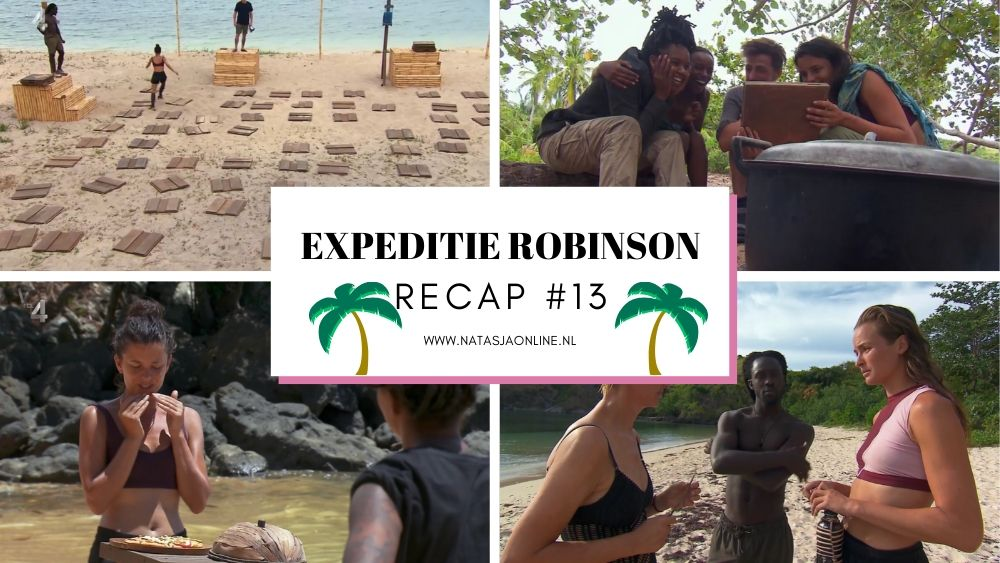 expeditie robinson 2019 aflevering 13