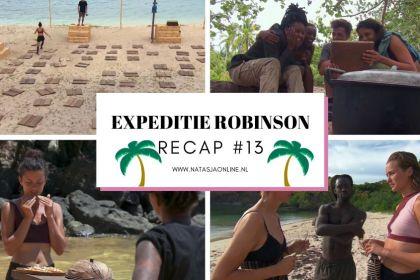 expeditie robinson 2019 aflevering 13