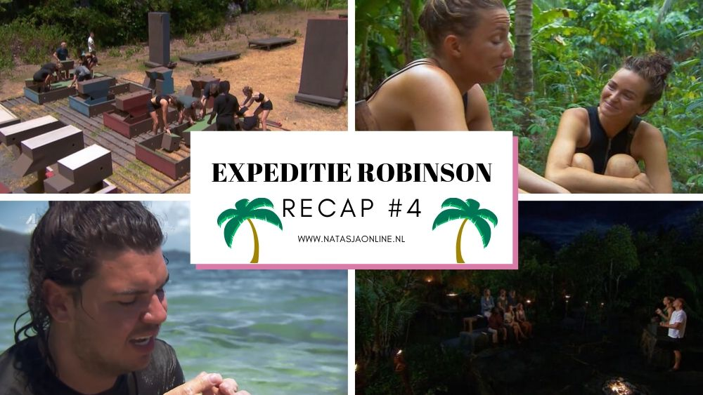 expeditie robinson 2019 aflevering 4