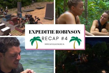 expeditie robinson 2019 aflevering 4