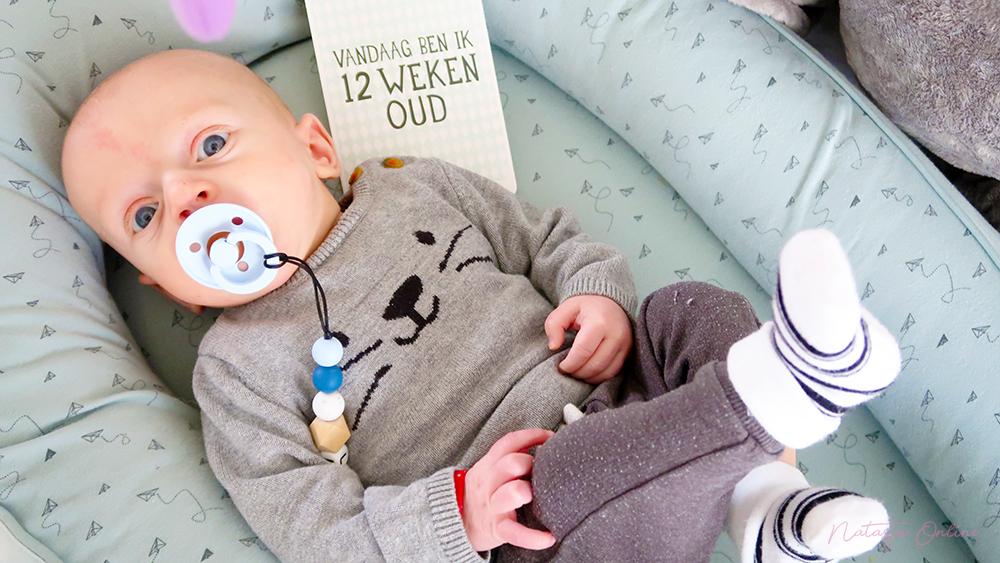 Lucas 3 maanden oud
