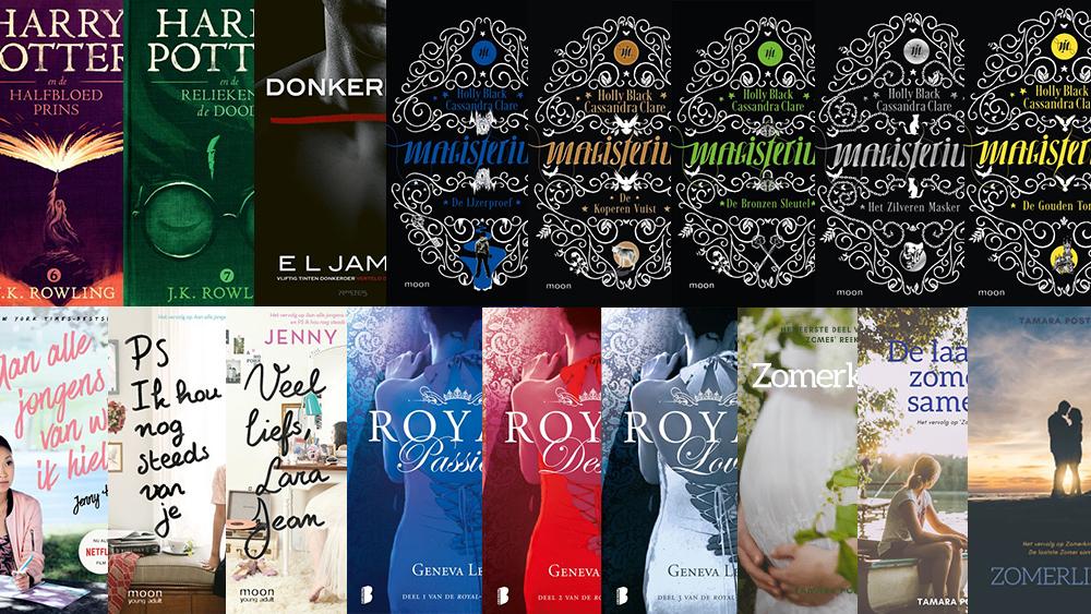 boeken gelezen in 2019