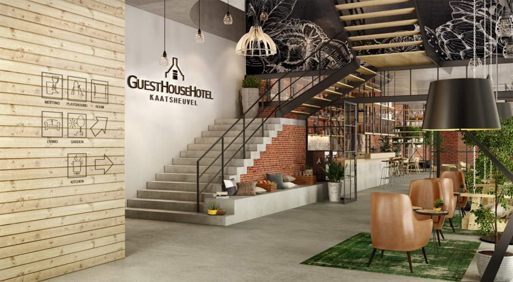 TIP | GuestHouse Hotel Kaatsheuvel (op loopafstand van de Efteling!)