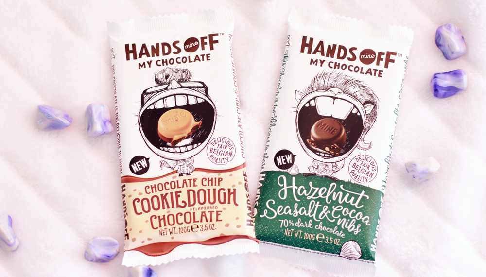 REVIEW | Hands Off My Chocolate Cookie Dough & Hazelnut Seasalt