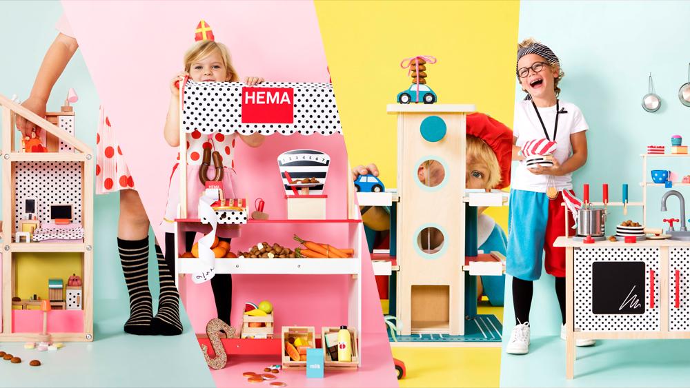 Cadeau Tip | HEMA Houten Speelgoed