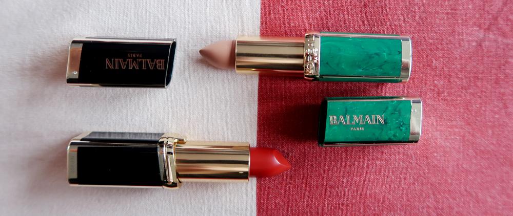 L'Oréal x Balmain Lippenstift