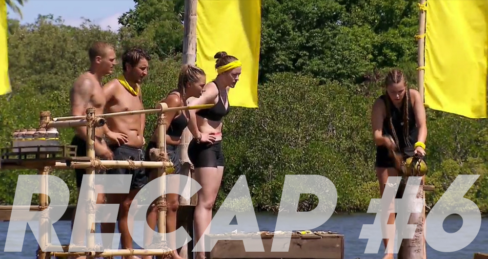 EXPEDITIE ROBINSON 2017 | Recap #6