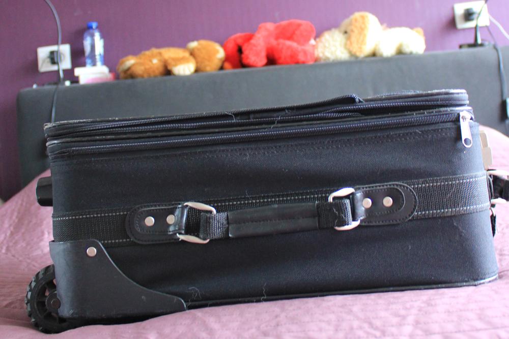Wat zit er in mijn vluchttas?