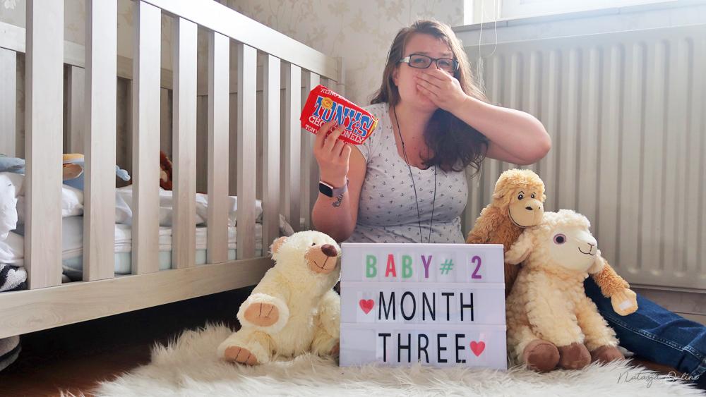 Zwangerschap maand 3