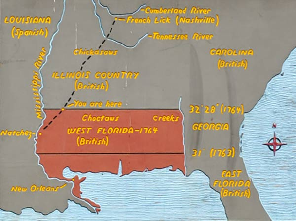 Lorman Map Mississippi