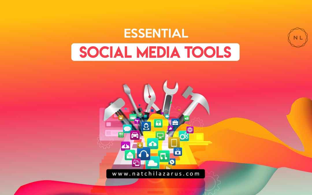 50 Essential Social Media Tools and Apps for Nonprofits