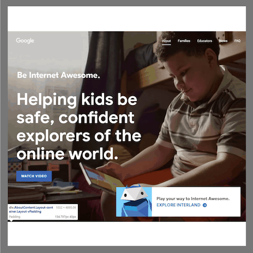 Google adds new lesson plans that educate children about online safety