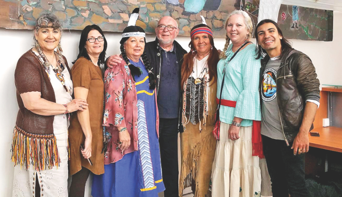 The Past Present And Future Of The Natchitoches Tribe