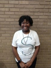 Trinity Herndon of NCHS won in the state musical instrument category (Cajun accordion).
